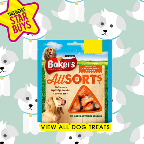 Cat & Dog Treats