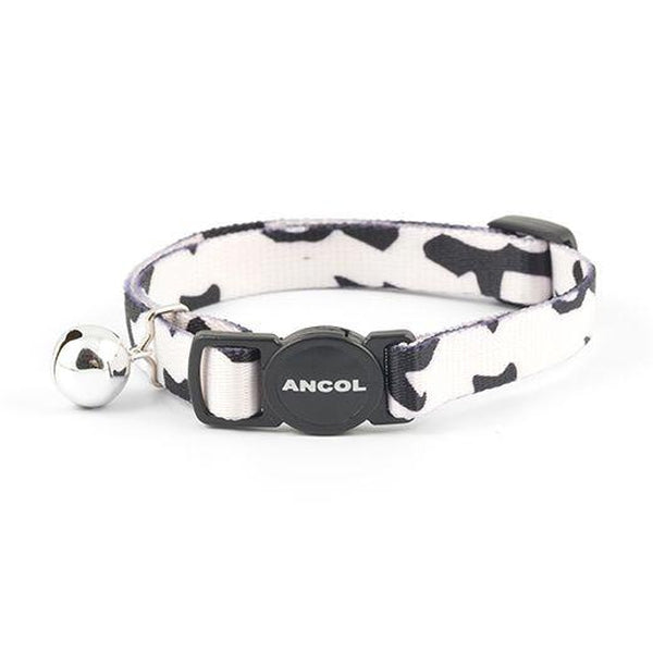 Ancol Cat Collar Camouflage Black, 20-30cm