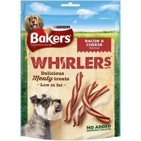 Bakers Allsorts Whirlers, 175g X 6