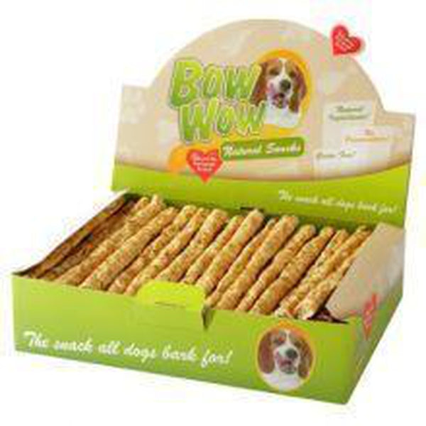 Bow Wow Natural Beef Jerky, 22g X 50