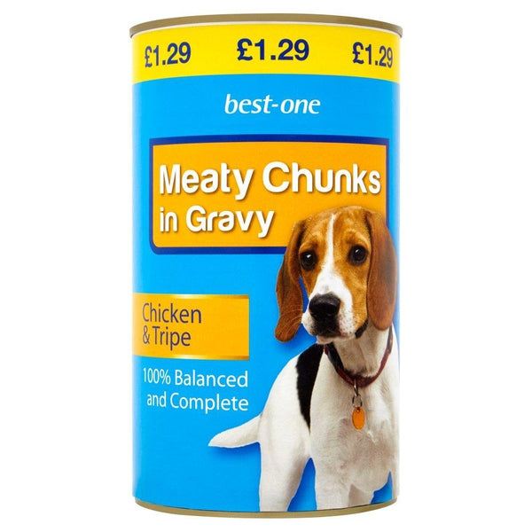 Best-one Dog Chicken & Tripe, 1.2kg X 6