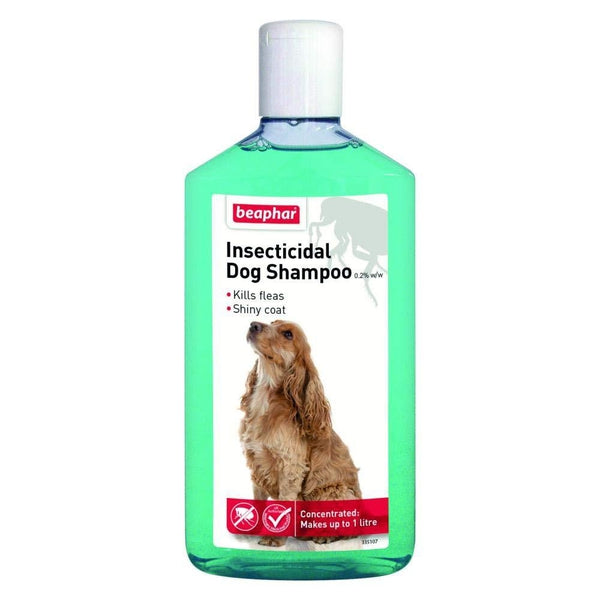 Beaphar Insecticidal Dog Shampoo 250ml Multiple discounts!