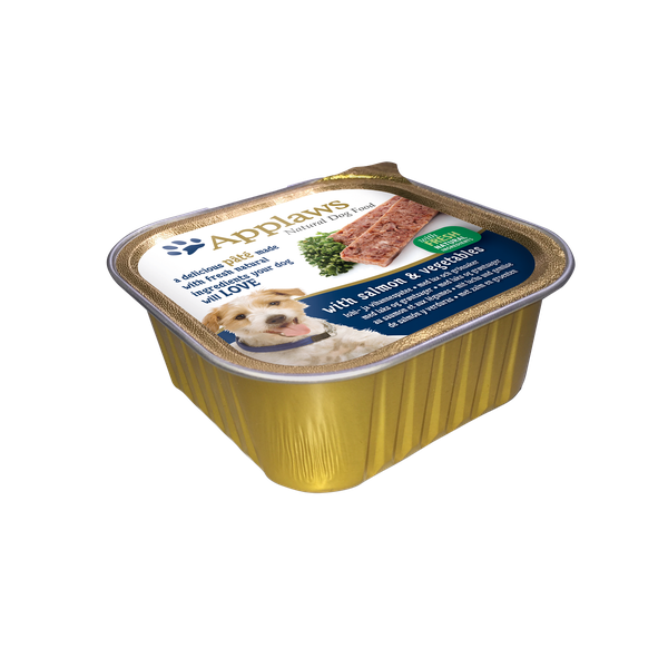 Applaws Dog Pate Salmon, 150g X 7
