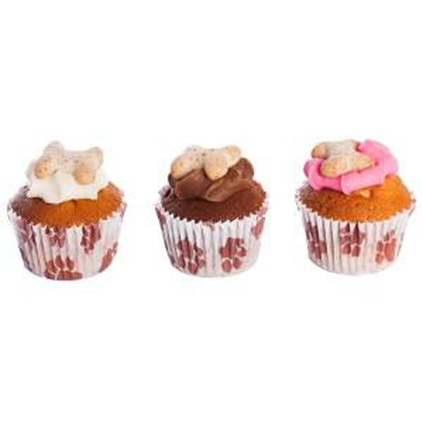 Barking Bakery Woof Mini Uniced Trio, 38g X 6