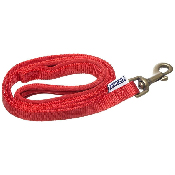 Ancol Air Hold Lead Red, 1.8mx25mm