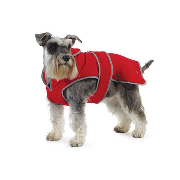 Ancol Stormguard Coat Red Large, lge 50cm