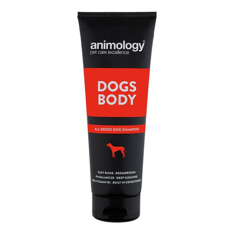 Animology Dogs Body Shampoo 250ml