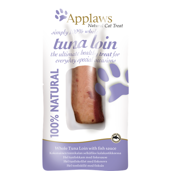 Applaws Cat Tuna Loin & Sauce, 30g