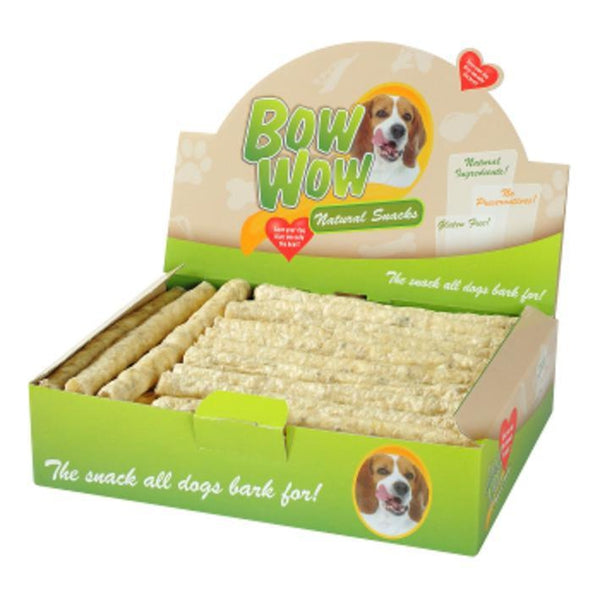 Bow Wow Natural Tripe Stick, 22g X 50