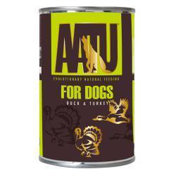 AATU Dog 80/20 Duck & Turkey, 400g X 6
