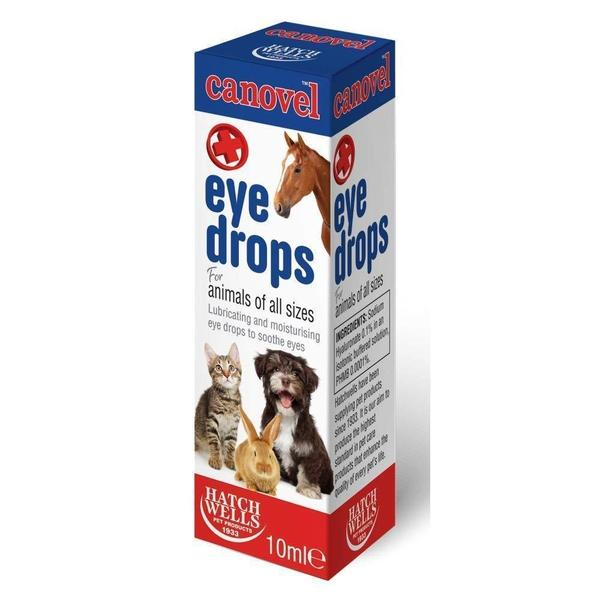 Canovel Eye Drops, 10ml