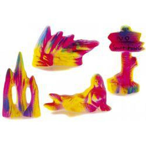 Classic Fluorescent Assorted 11.5cm