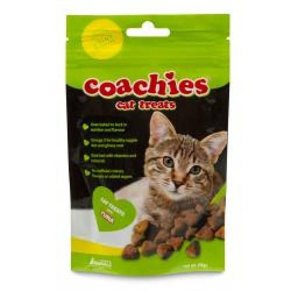 Coachies Cat Treats Tuna, 65g