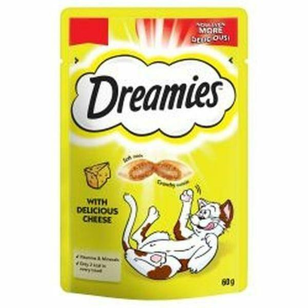 Dreamies Cheese, 60g X 8