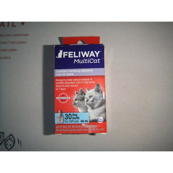 Feliway Friends 1 Month Refill, 48ml