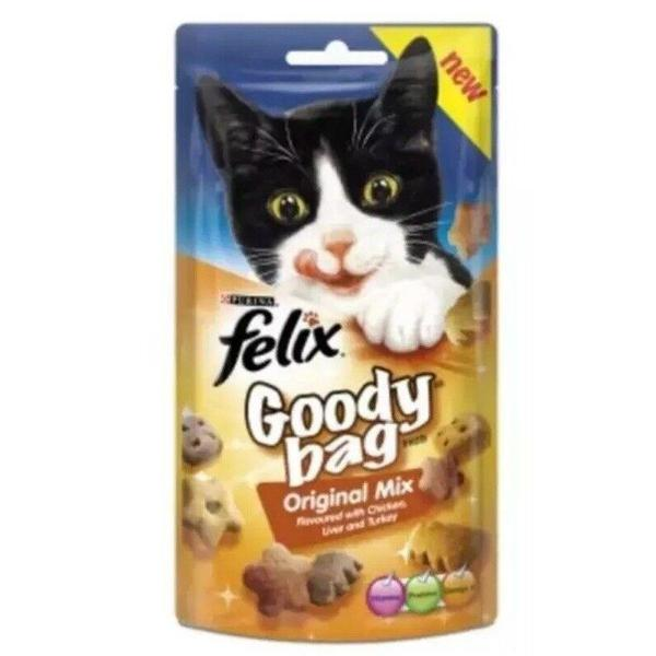 Felix Goodybag Original, 60g X 8
