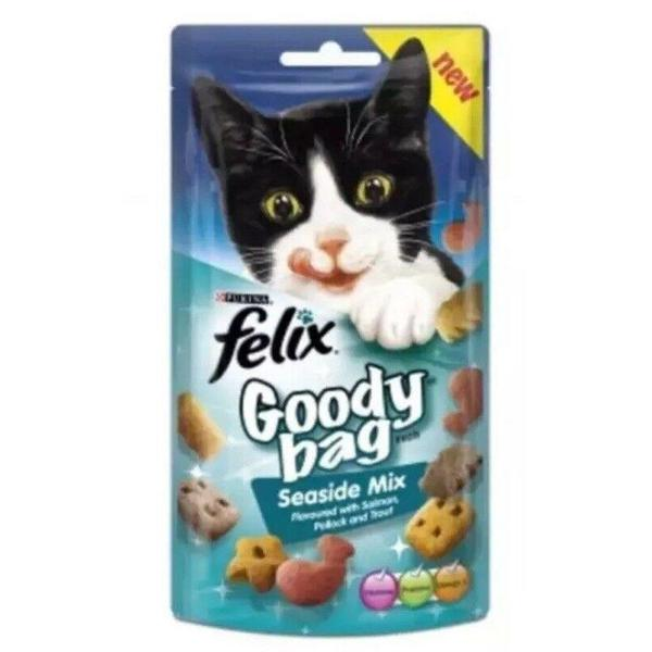 Felix Goodybag Seaside, 60g X 8