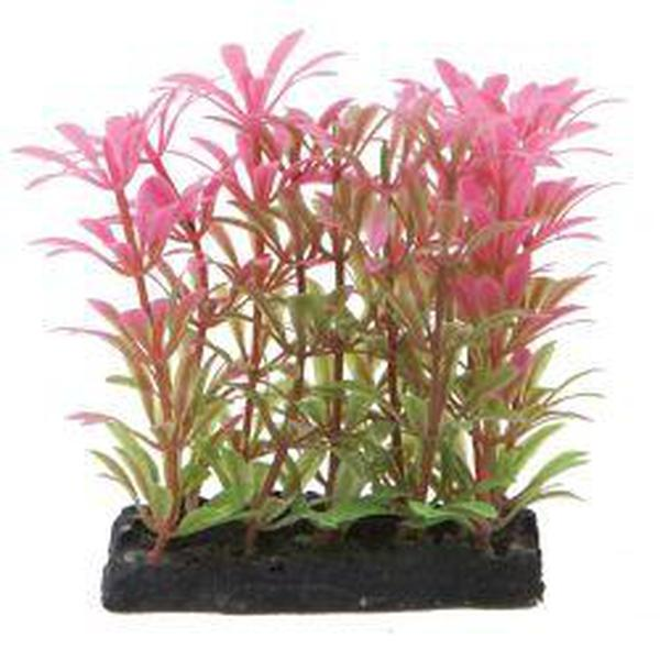 Fish 'R' Fun Aquarium Plant Pink 4""
