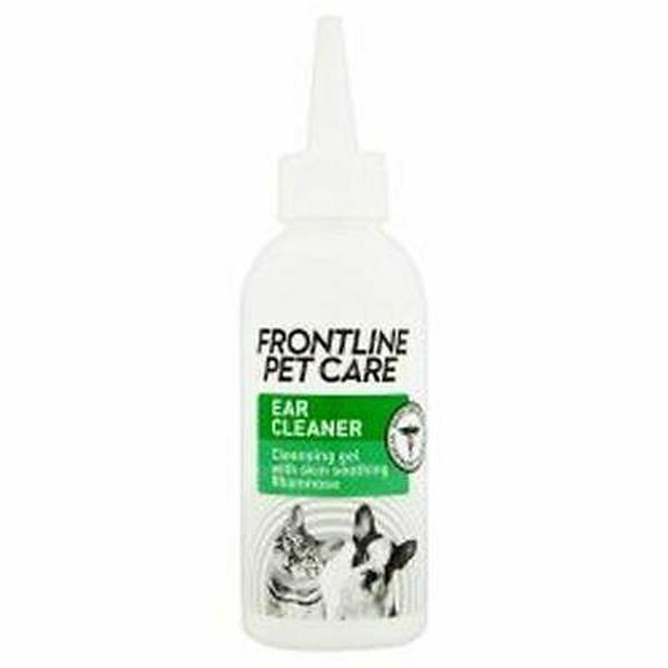 FRONTLINE PET CARE Ear Cleaner, 125ml