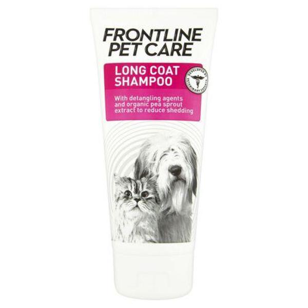 FRONTLINE PET CARE Long Coat Shampoo, 200ml