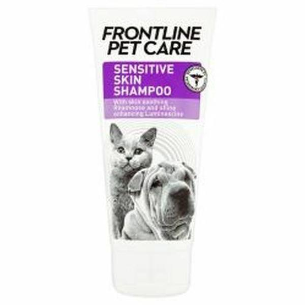 FRONTLINE PET CARE Sensitive Skin Shampoo, 200ml