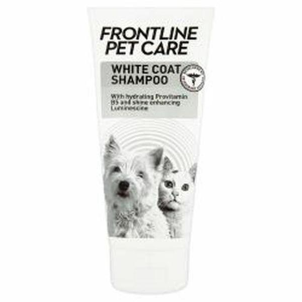 FRONTLINE PET CARE White Coat Shampoo, 200ml