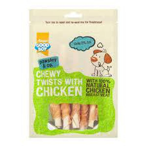Good Boy Deli Chewy Twisters, 90g