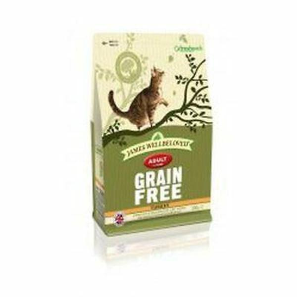 James Wellbeloved Cat Adult Grain Free Turkey & Vegetables, 300g