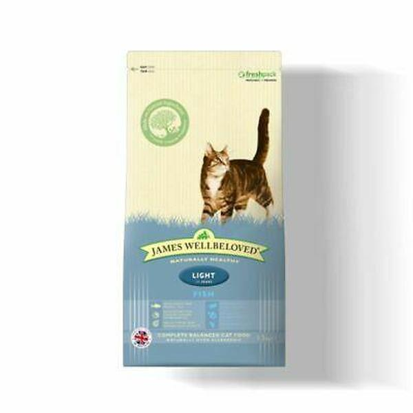 James Wellbeloved Cat Adult Light Turkey & Rice, 300g