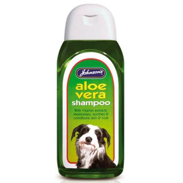 Johnson's Aloe Vera Shampoo, 200ml