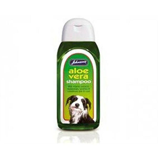 Johnson's Aloe Vera Shampoo, 400ml