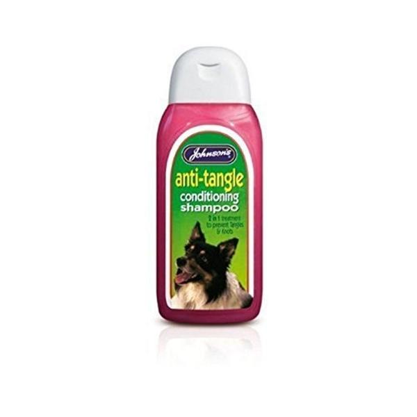 Johnson's Anti-Tangle Shampoo, 200ml