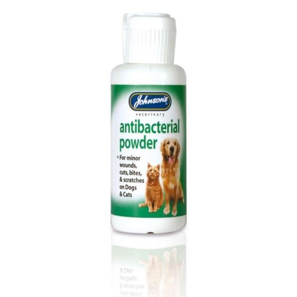 Johnson's Antibacterial Wound Powder, 20g