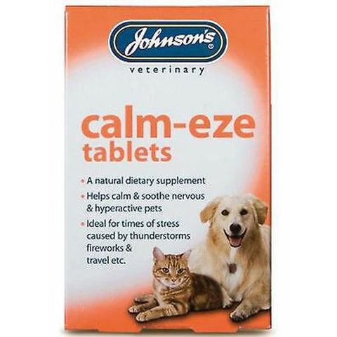 Johnson's Calm Eze Tabs, 36tab