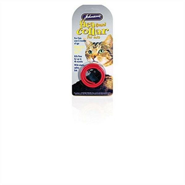 Johnson's Cat Flea Collar Waterproof, mxd