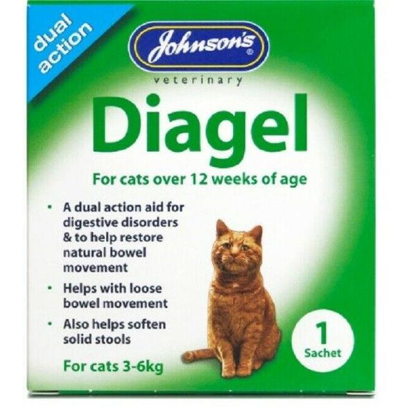 Johnson's Diagel Cat, 1 sach
