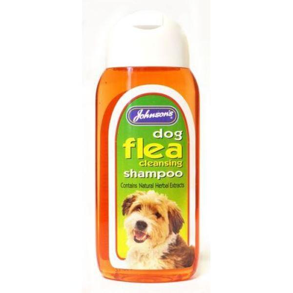 Johnson's Dog Flea Cleansing Shampoo, 125ml