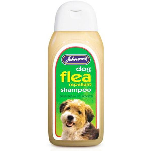 Johnson's Dog Flea Cleansing Shampoo, 200ml