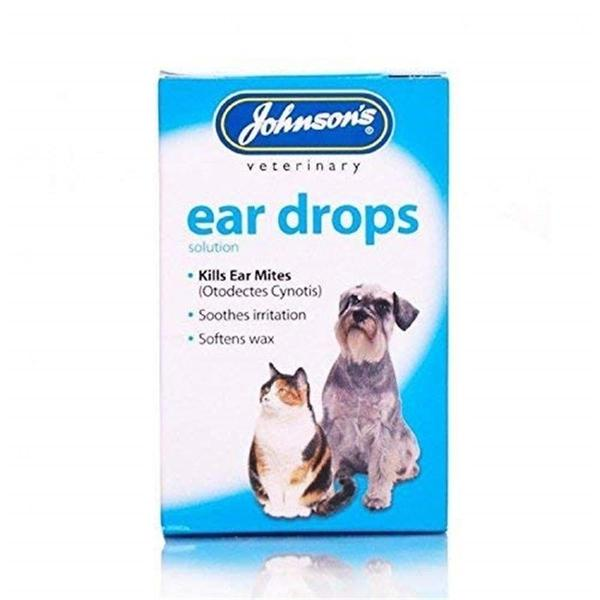 Johnson's Ear Drops, 15ml