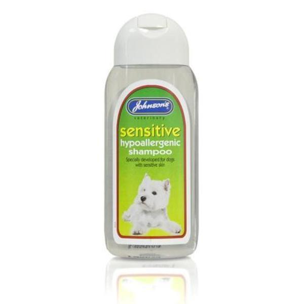 Johnson's Hypo-Allergenic Shampoo, 200ml