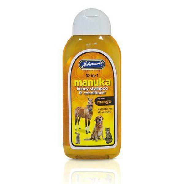 Johnson's Manuka Honey Shampoo, 200ml