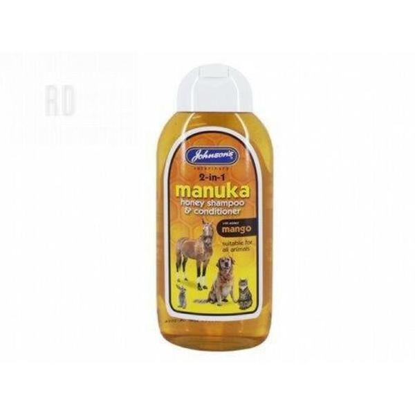 Johnson's Manuka Honey Shampoo, 400ml