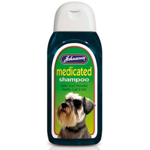 Johnson's Medicated Shampoo, 200ml