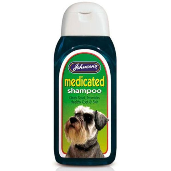 Johnson's Medicated Shampoo, 400ml