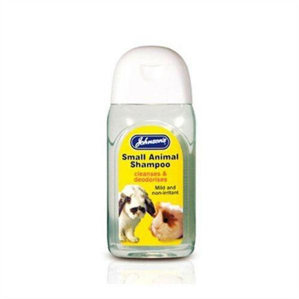 Johnson's Small Animal Shampoo, 125ml