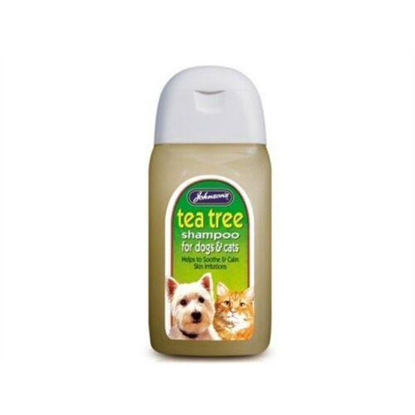 Johnson's Tea Tree Shampoo, 125ml