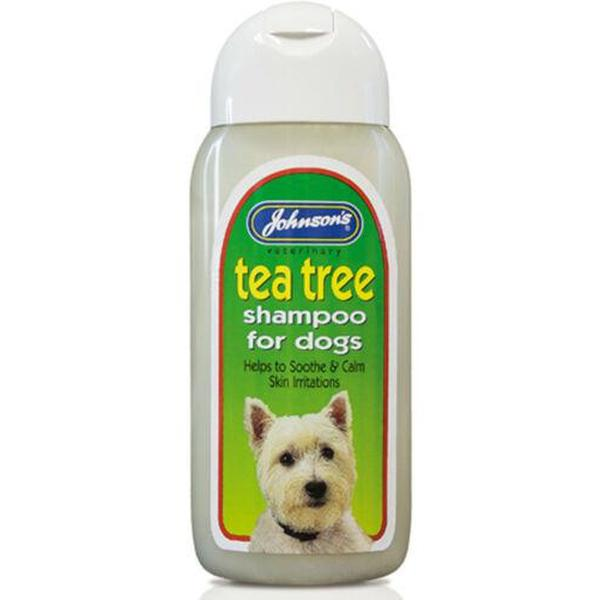 Johnson's Tea Tree Shampoo, 400ml