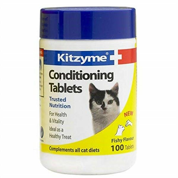 Kitzyme Conditioning Tablets - 100 pack, 100's