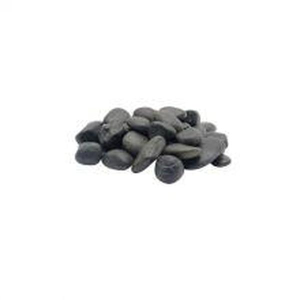 Marina Natural Beach Pebble Black 2kg