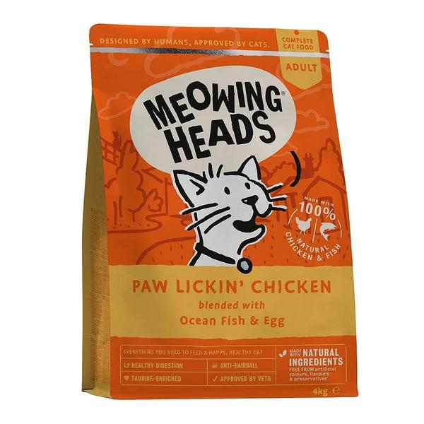Meowing Heads Paw Lickin Chicken ( Formally Hey Good Looking), 4kg
